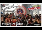 NYCC 2014 Epic Cosplay